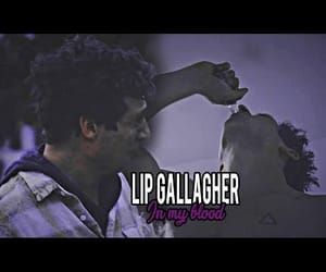 lip, ian gallagher, and video image