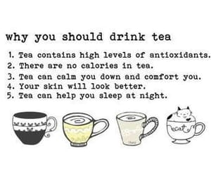 health, tea lover, and healthy image