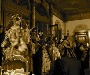 mask, masquerade ball, and aesthetic image