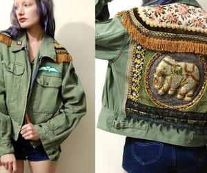 bohemian, boho fashion, and sty image