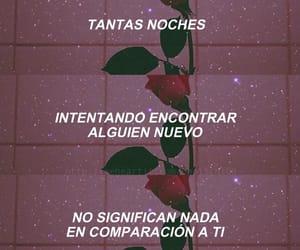sad, songs, and frases en español image