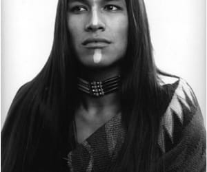 native american and rick mora image