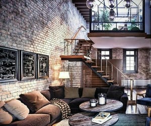 loft, apartment, and architecture image