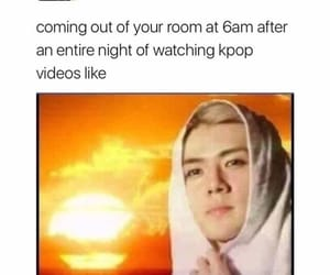 kpop, meme, and relatable image