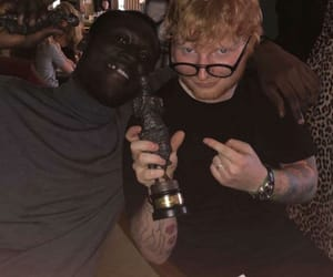 friendship, ed sheeran, and stormzy image