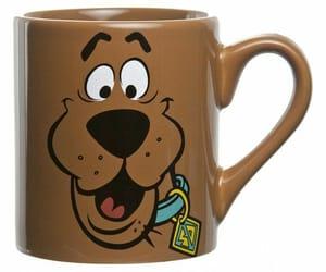 mugs, scoobydoo, and coffeemug image