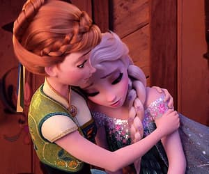 disney, frozen, and frozen fever image