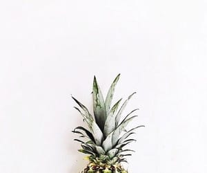 fruit, ananas, and pineapple image