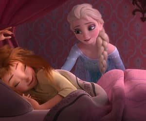 disney, frozen, and anna frozen image