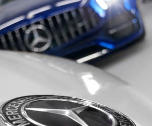 benz, gt, and mercedes image