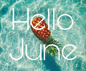 hello, june, and new image