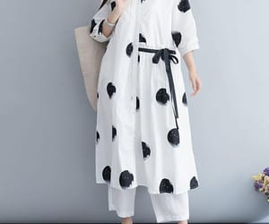 etsy, maxi dress, and summer dress image