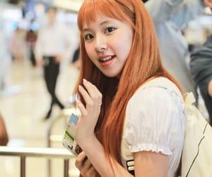 girl group, JYP, and mina image