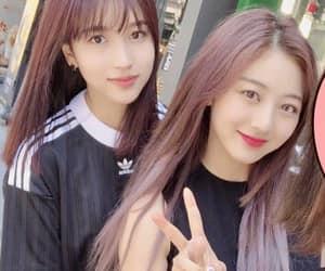 mina, jihyo, and nayeon image