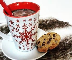 chocolate, christmas, and cooking image