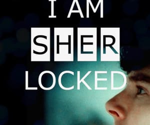 sherlock, benedict cumberbatch, and sherlocked image