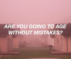 age, mistakes, and quotes image