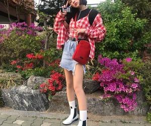 check, code, and koreangirl image