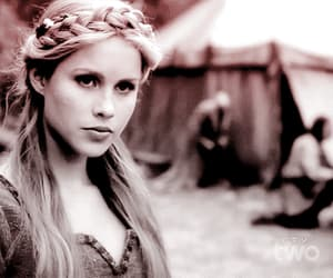 rebekah, claire holt, and tvd image