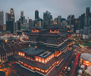 china, city, and architecture image