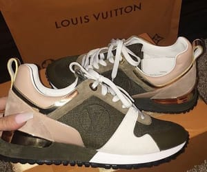 Louis Vuitton, shoes, and luxury image
