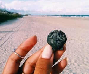 beach, goals, and nails image