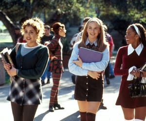 80s, alternative, and Clueless image