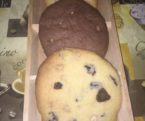 chocolate, coockies, and galletas image