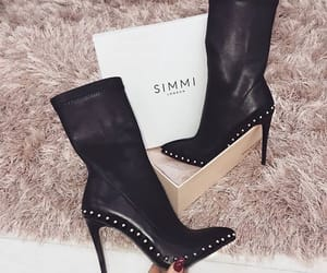 shoes, boots, and chic image