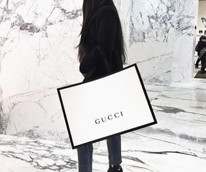 gucci, shopping, and luxury image