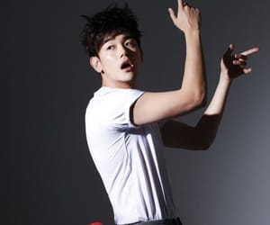 korea, kpop, and eric nam image