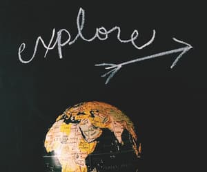 travel, explore, and world image