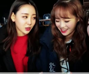 gif, k-pop, and chuu image