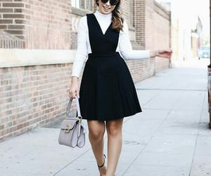 fashion, feminine, and outfit image