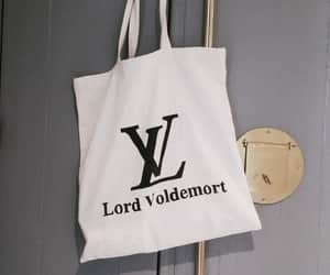 bag, etsy, and harry potter image