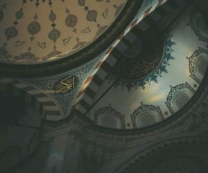 arabic, architecture, and mosque image