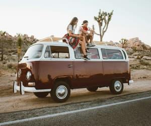 Image de amigos, combi, and road