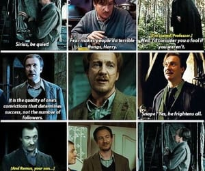 remus lupin and harry potter image