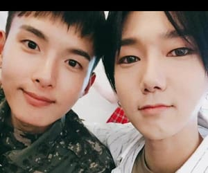 handsome, yesung, and ryeowook image