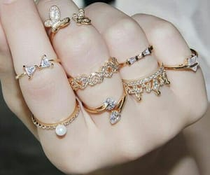 accessories, jewellery, and rings image
