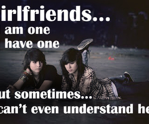 gay, girlfriends, and lesbian image