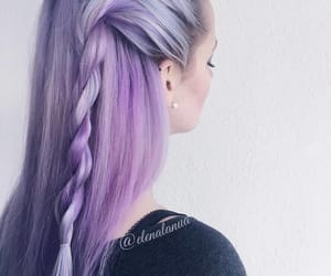alternative, beauty, and hairstyle image