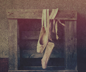 ballet shoes and flats image