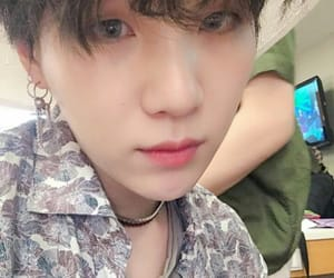 idol, bts, and min yoongi image