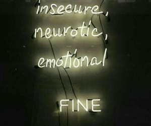 emotional, fucked up, and lie image