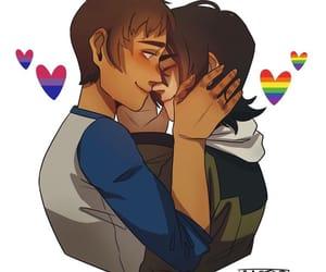 bisexual, gay, and lgbtq+ image