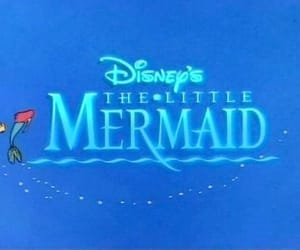 disney and little mermaid image