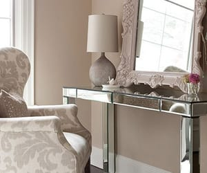 beige, room, and style image