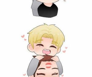 kiss and 2jae image