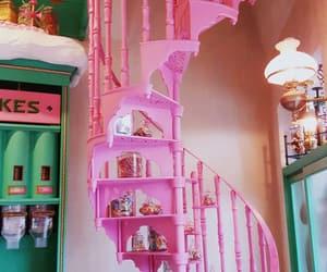 harrypotter, pink, and shop image